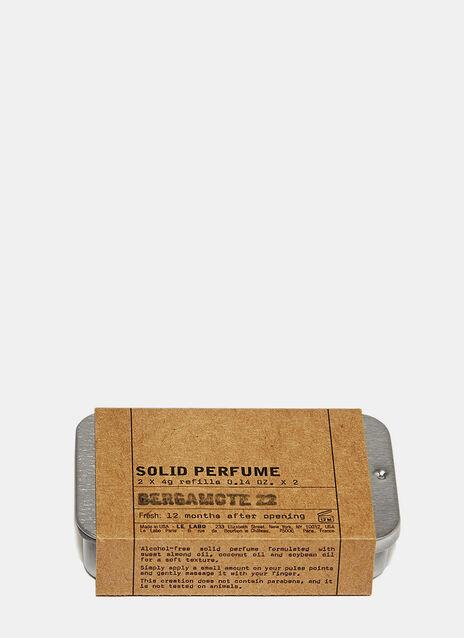 Bergamote 22 Perfume Refill Kit