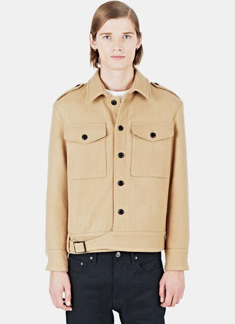 Wool Ike Jacket