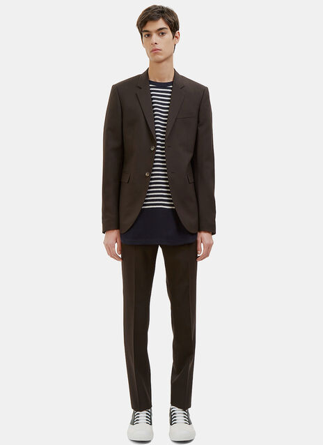 Two Piece Slim Suit