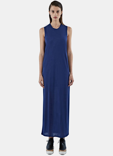 Ormanda Tencel Long Jersey Dress