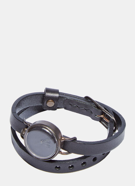 Universe S Leather Watch