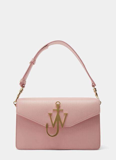 Monogrammed Logo Handbag