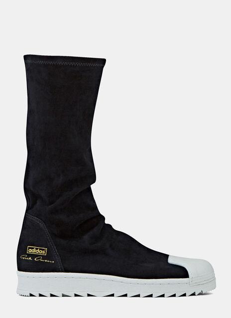 X adidas RO Superstar Ripple Sneaker Boots