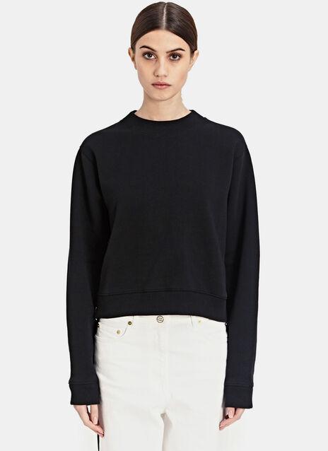 Bird Zip Sweater