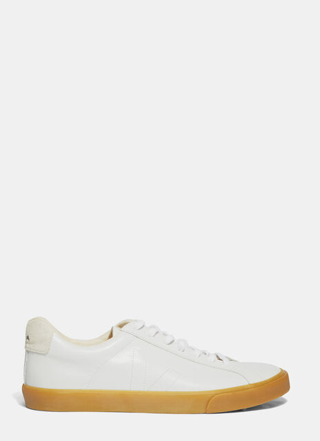 Esplar Low-Top Leather Sneakers