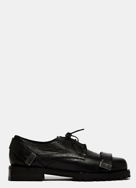 Image of Achilles Ion Gabriel Velcro Strap Shoes