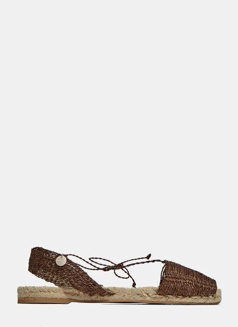 Home Espadrille Sandals