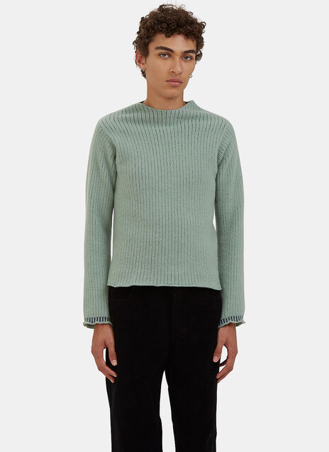 Ref Ribbed Wool Sweater