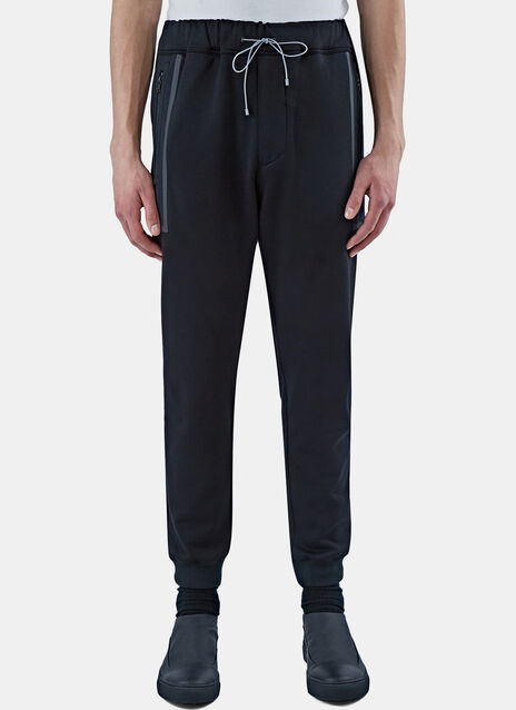 Slim Drawcord Track Pants