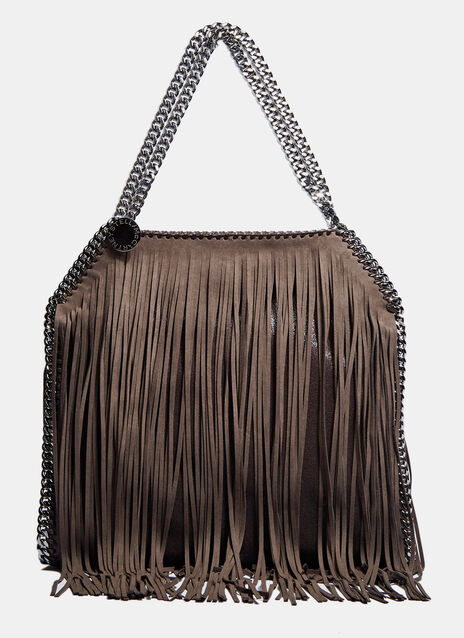 Falabella Small Fringed Bag