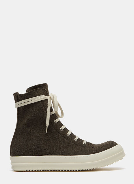 DNA Dust Vegan High-Top Sneakers