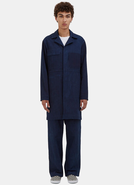 Overall Canvas Jacket