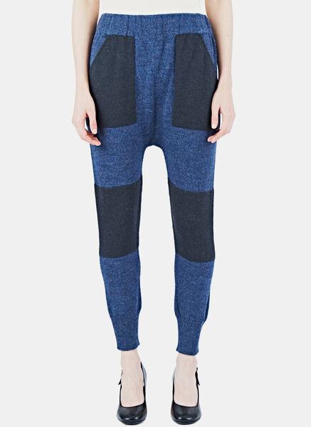 Lauren Manoogian Block Knit Sweatpants