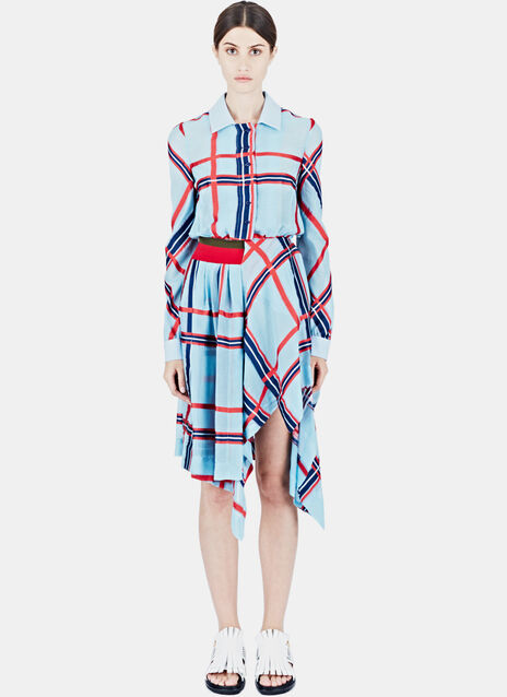 Checked Hanover Dress