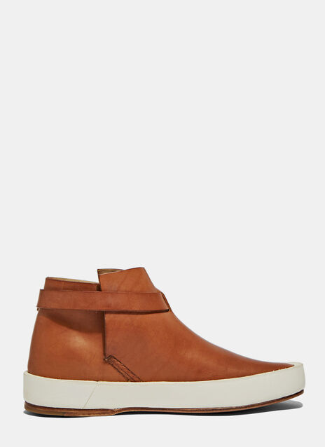 3-Wrap Jodhpur Boots