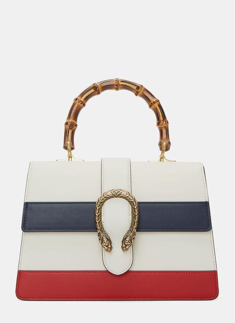 Dionysus Bamboo Handle Handbag