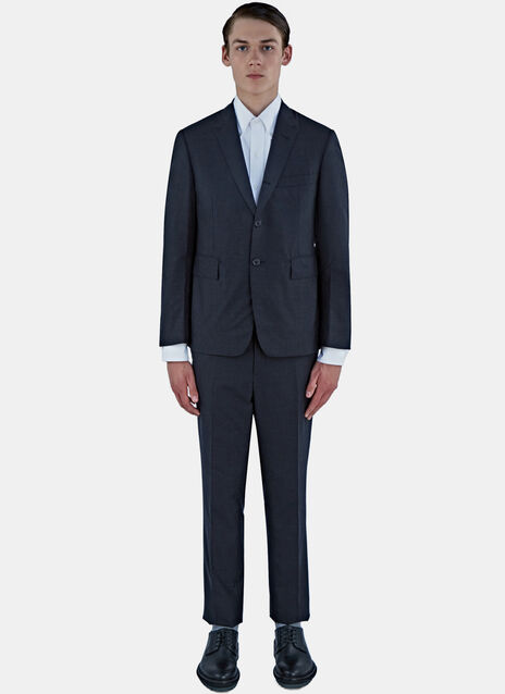 Classic 120s Two Piece Suit