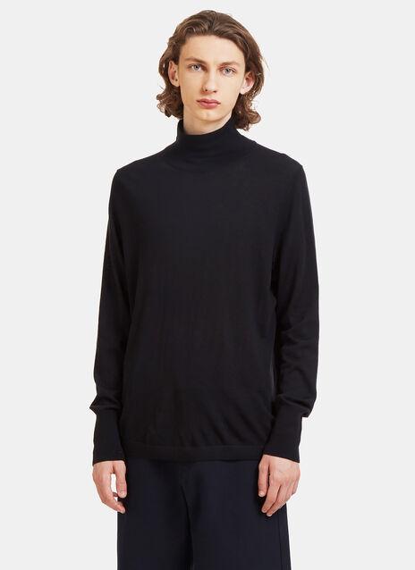 Joakim Merino Wool Roll Neck Sweater