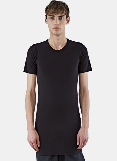 Doubled Short Sleeved T-Shirt