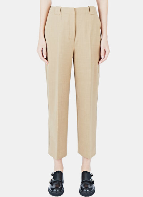 Agnona new belt loop pant