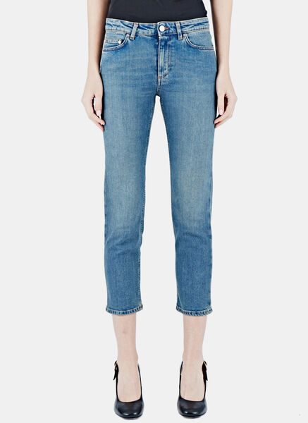 Image of Acne Row Carter Jeans