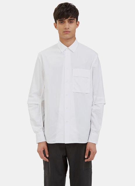 Canopy Slit Shirt