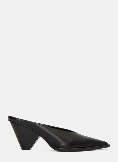 Slip-On Pointed Mules
