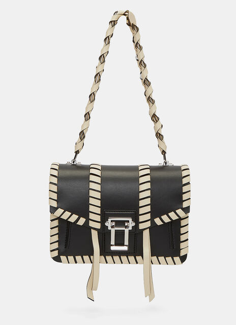 Hava Whip-Stitched Handbag