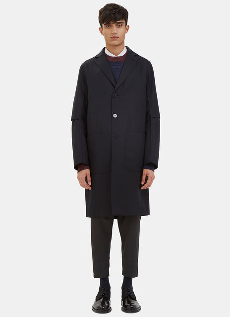 Airborne Tailored Trench Coat