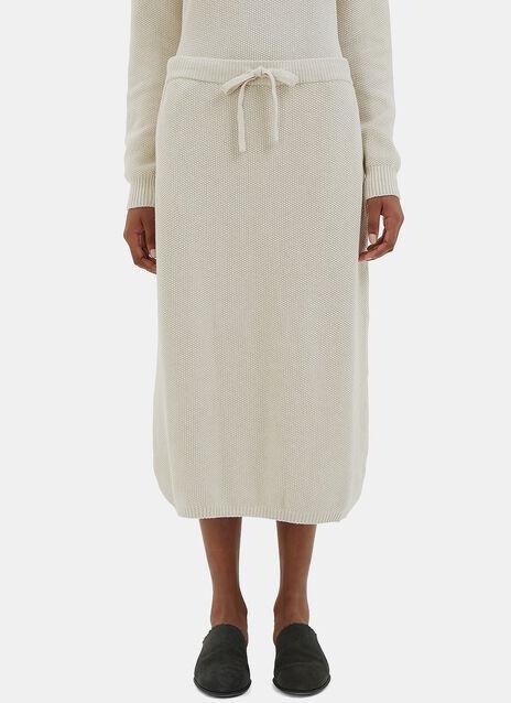 Freeway Mid-Length Knit Skirt