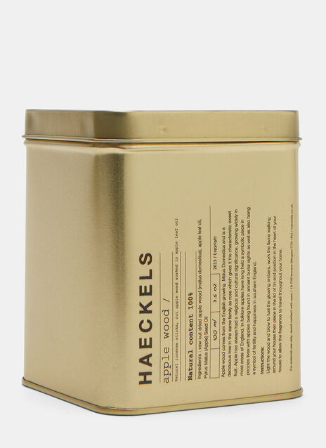 HAECKELS APPLE WOOD INCENSE