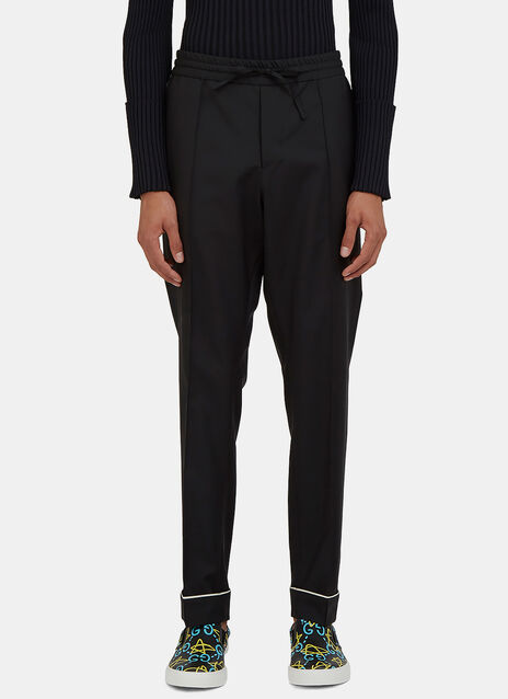 Straight Leg Pyjama Pants
