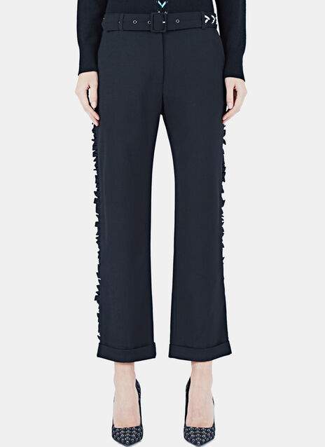 Deaton Frilled Pants