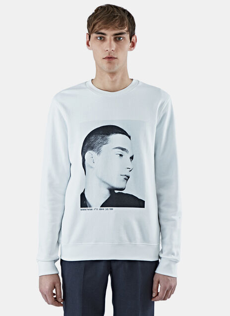 Isolated Heroes Stevie Print Sweater
