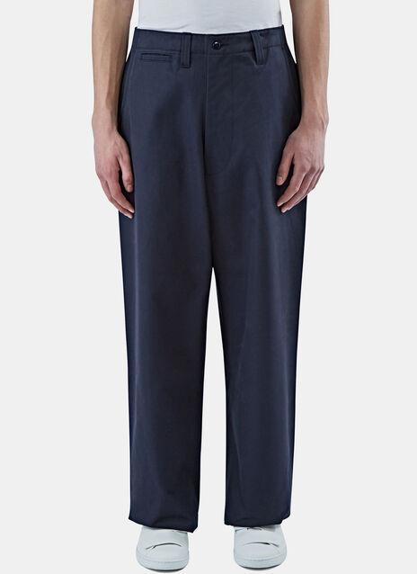 Core Wide Leg Field Pants