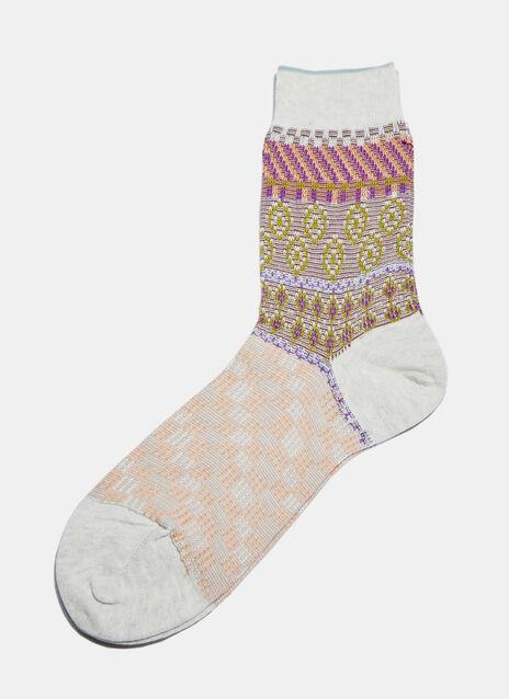 Basket Lunch 3 Socks