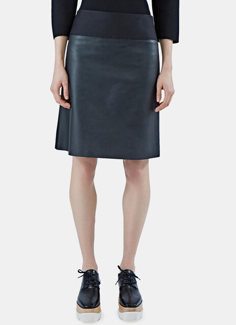 AGNONA A LINE MINI SKIRT