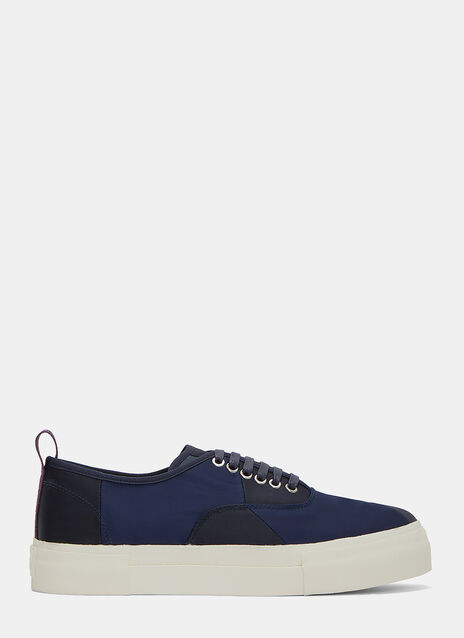 Mother Simon Mullan Low-Top Sneakers