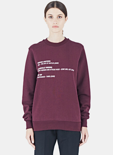 Show Music Sweater