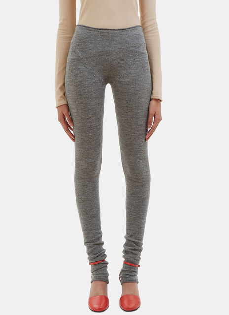 Jong Alpaca Knit Leggings