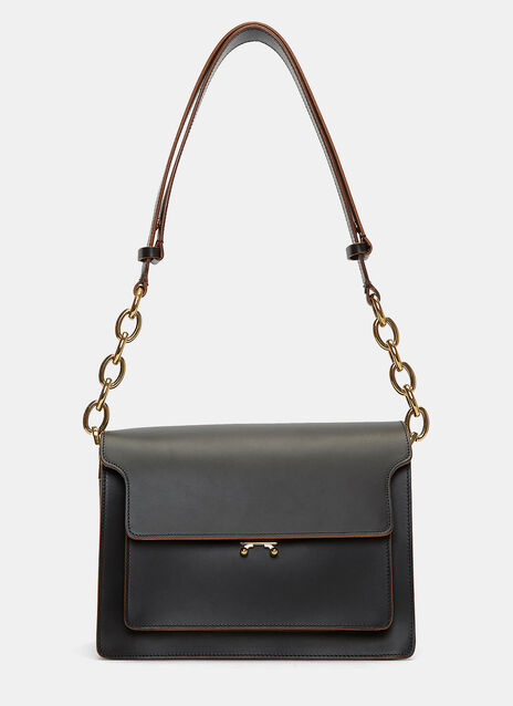 Large Trunk Shoulder Bag