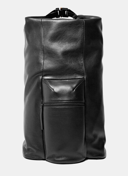 Campbell Cole Leather Backpack