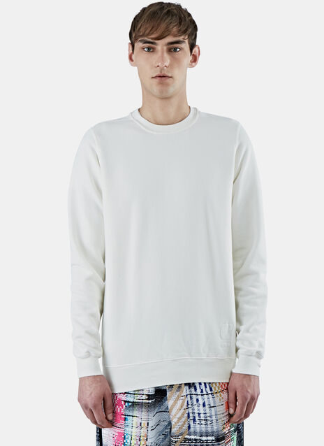 Long Sleeved Jumbo Sweater