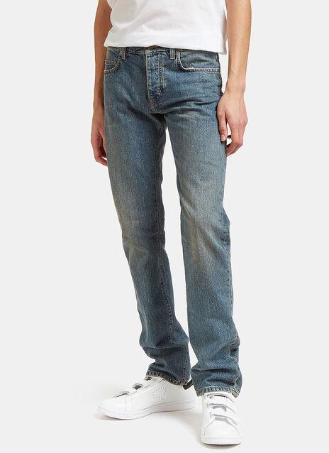 Saint Laurent Straight 5P Pants