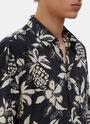 Hibiscus Print Shirt
