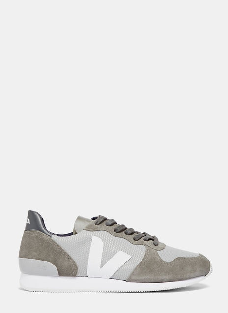 Holiday Low-Top B Mesh Sneakers