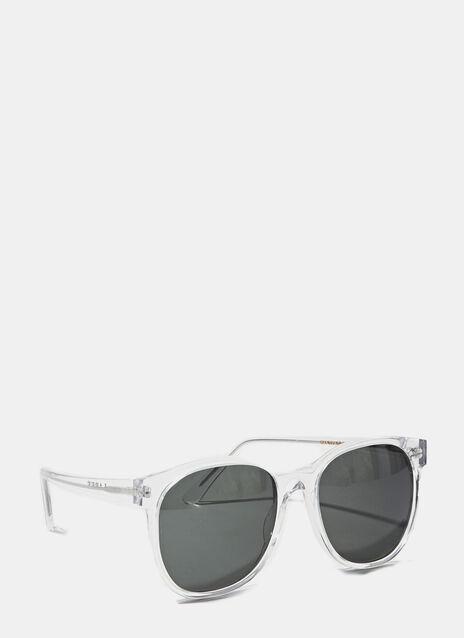 Horne Clear Sunglasses