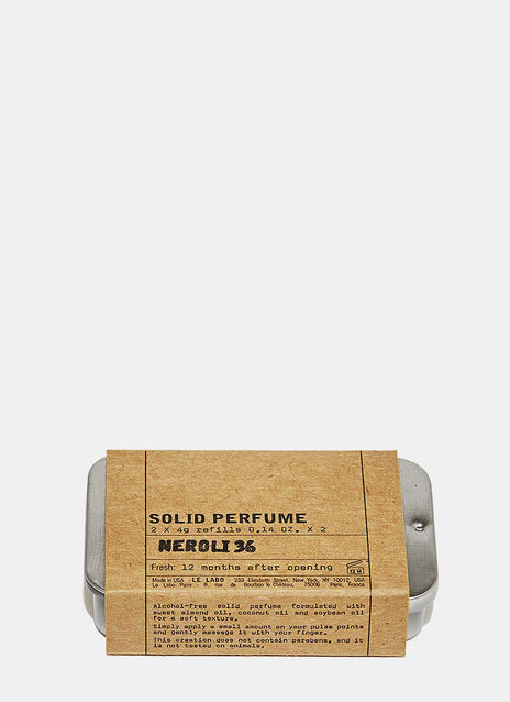 Neroli 36 Solid Perfume Refill Kit