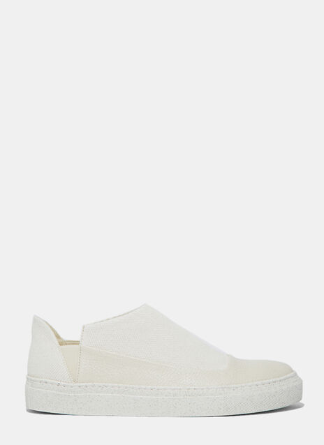 ESA Slip-On Canvas Sneakers