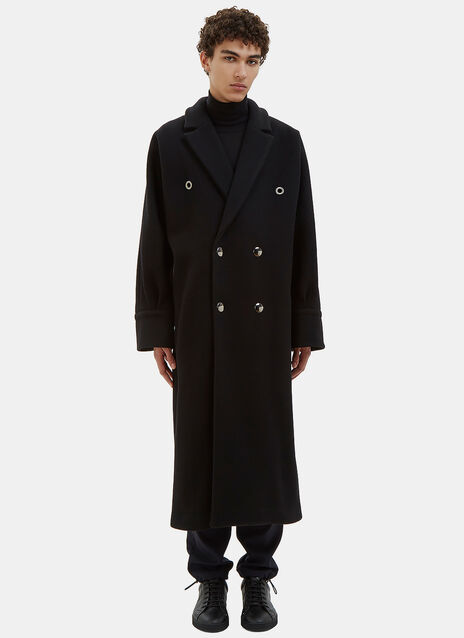 Miso Oversized Grommet Coat